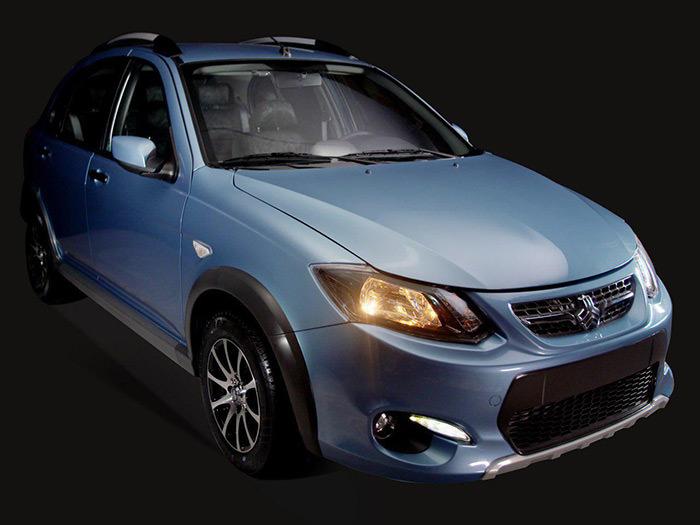 خودروی جدید سایپا که امروز رونمایی می شود