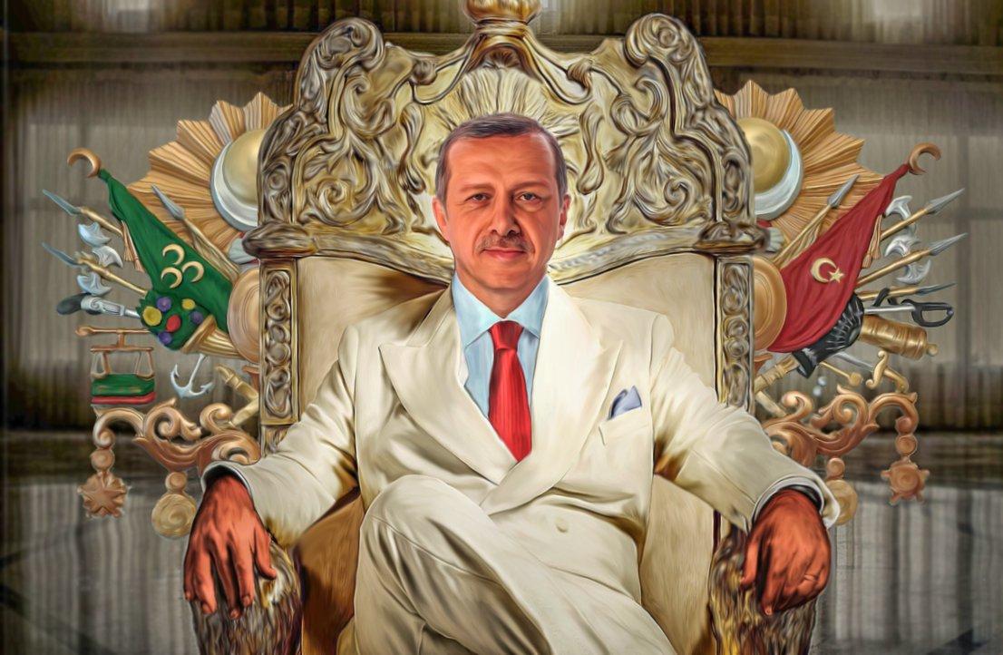 ترکیه دموکراتیک در مسیر تبدیل شدن به امپراتوری اردوغان