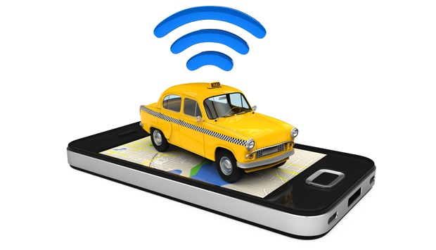 تاکسی های آنلاین در اصفهان