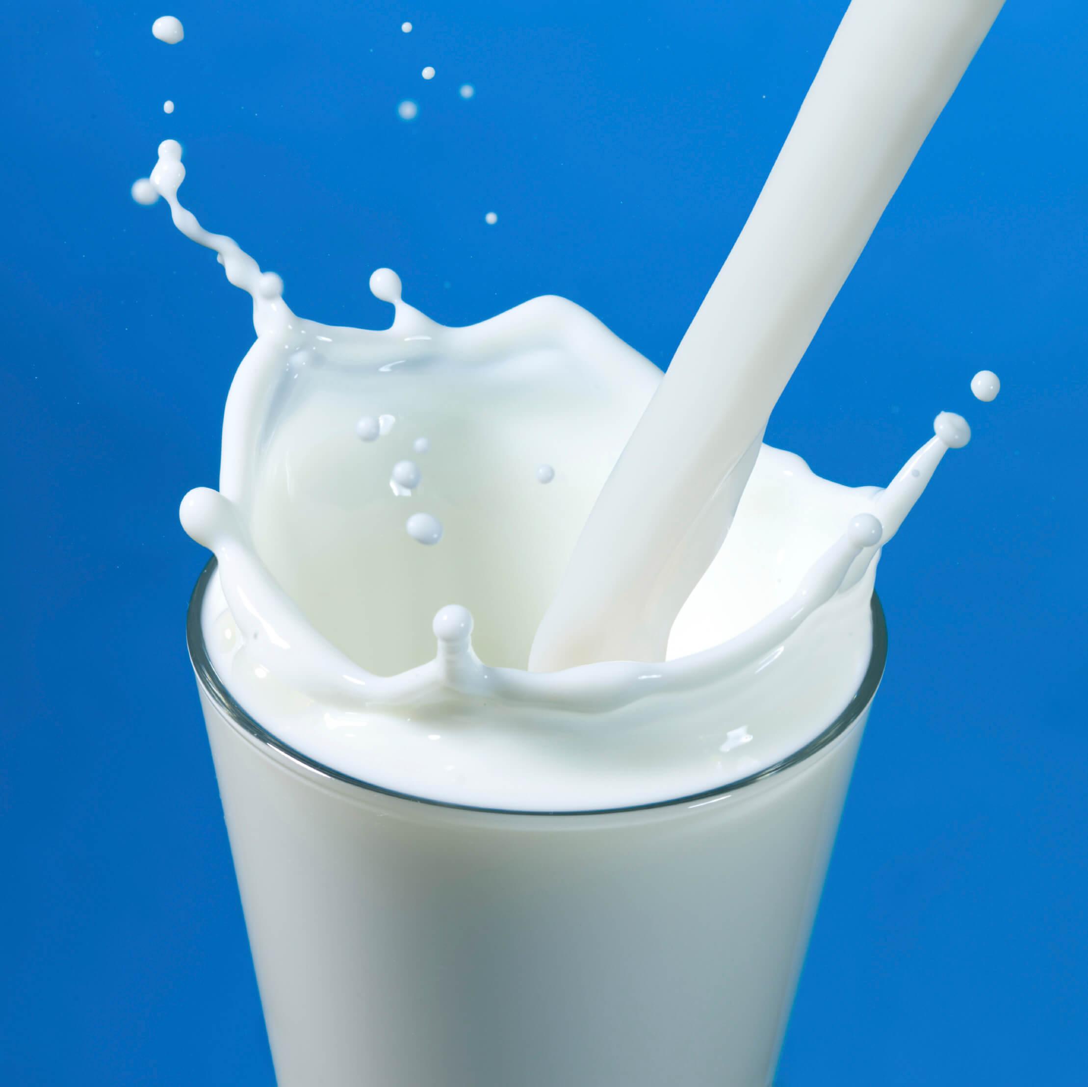 سطح پایین مصرف شیر در ایران
