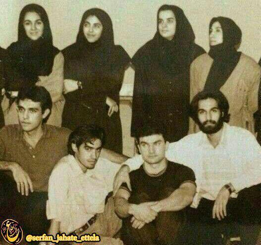 شهاب حسینی، ستاره اسکندری و مهدی سلطانی، ۲۰ سال پیش!
