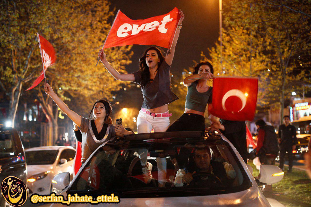 رفراندوم در ترکیه