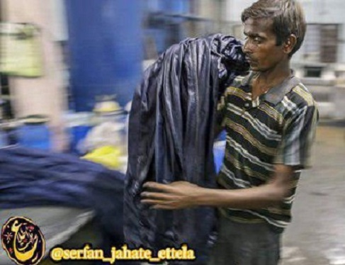 اکونومیست: تولید لباس از ۲۰۰۰ تا ۲۰۱۴، ۲ برابر شده
