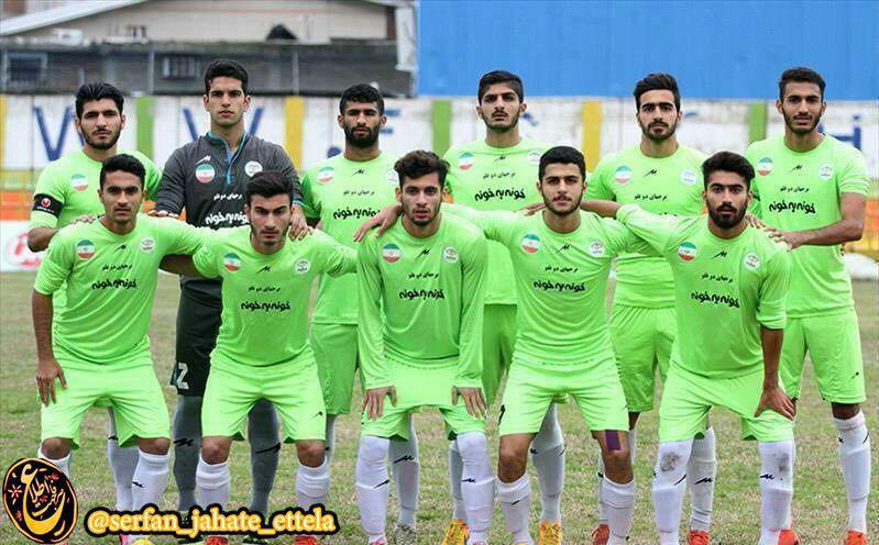 انصراف تیم خونه به خونه بابل از ادامه حضور در مسابقات لیگ فوتبال آزادگان