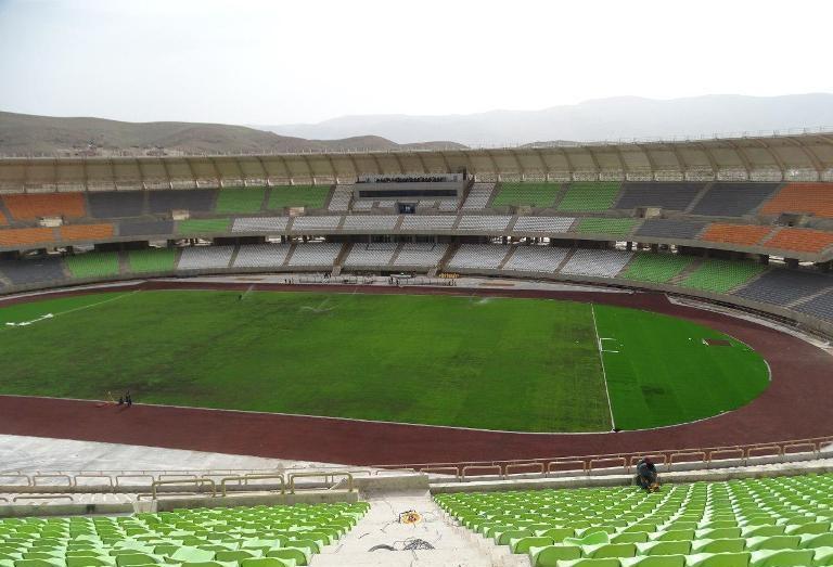 ورزشگاه پارس شیراز، امروز با حضور وزیر ورزش و جوانان افتتاح شد