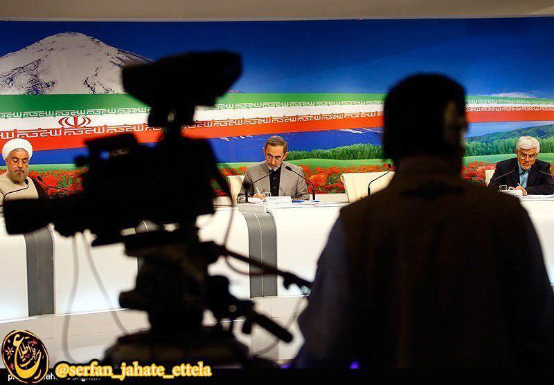 حذف پخش زنده مناظرات خواسته مسئولان دولت بوده است
