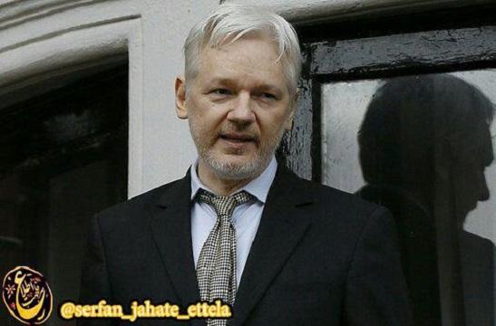 مقامات آمریکا بدنبال بازداشت جولیان آسانژ