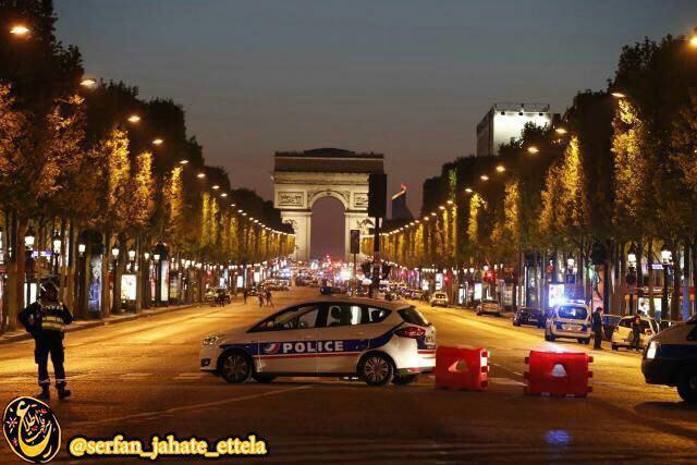 شب گذشته و در تیراندازی یک عضو «داعش» در قلب پاریس، یک پلیس کشته و یک پلیس دیگر مجروح شد
