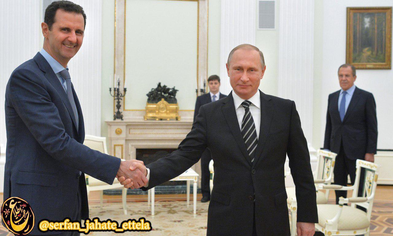 روسی زبان دوم سوریه شد