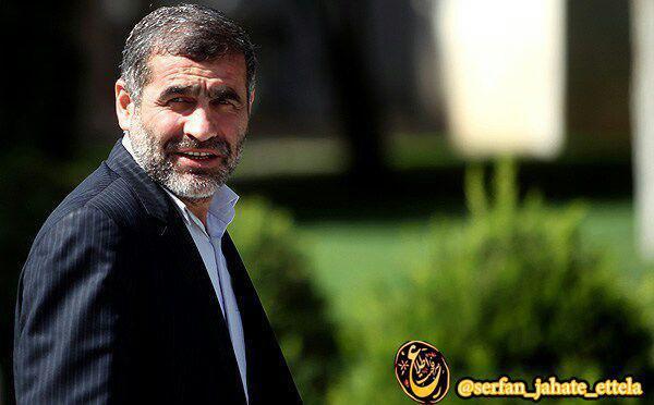 علی نیکزاد، رییس ستاد انتخاباتی رییسی شد