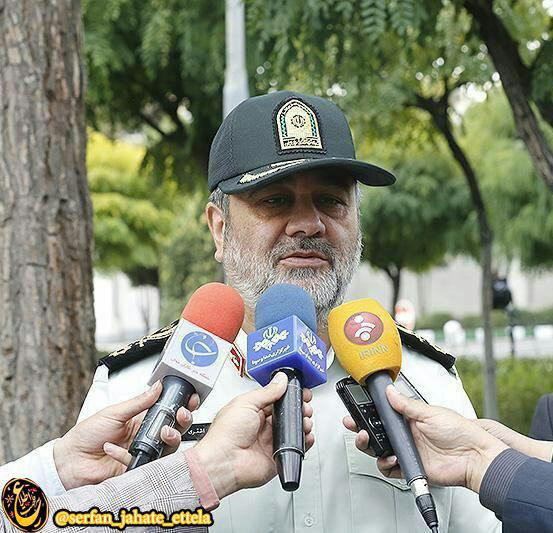 فرمانده ناجا: در صورت برگزاری هر گونه میتینگ بدون مجوز، پلیس بر اساس قانون اقدام خواهد کرد