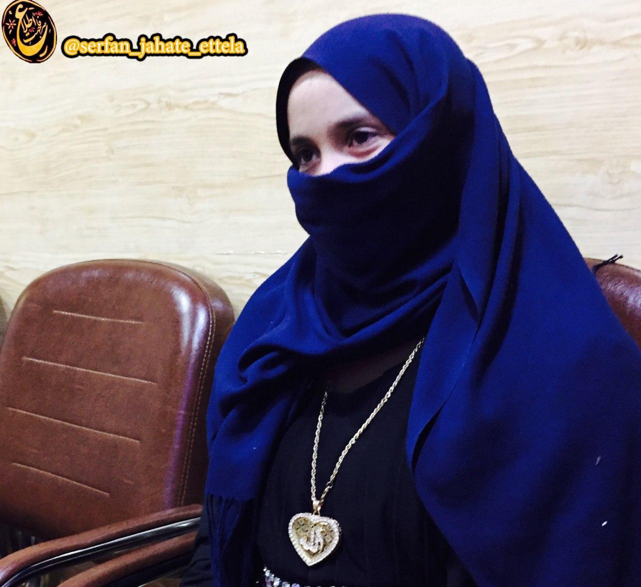 دختر ۱۴ ساله ایزدی، که اخیرا توسط ارتش عراق در غرب موصل آزاد شده