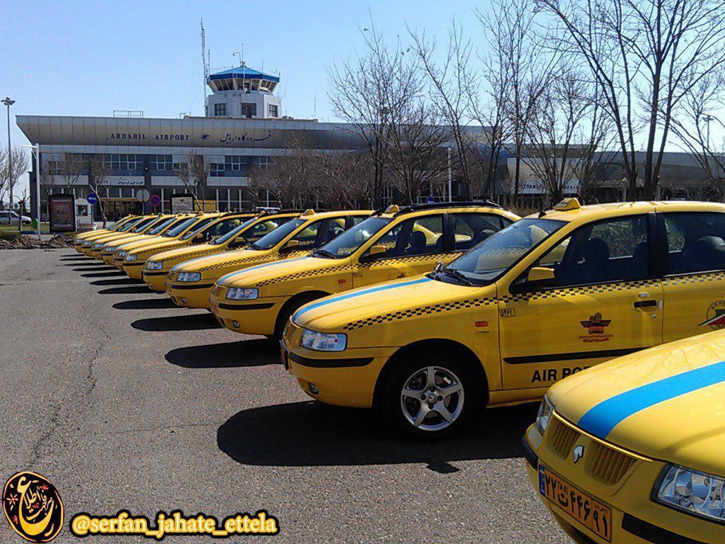 رانندگان تاکسی نباید در ازای روشن کردن کولر؛ کرایه بیشتری بگیرند