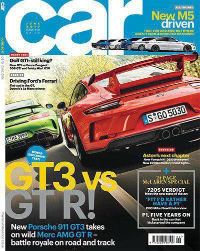 جدیدترین نسخه از مجله مشهور اتومبیل: CAR