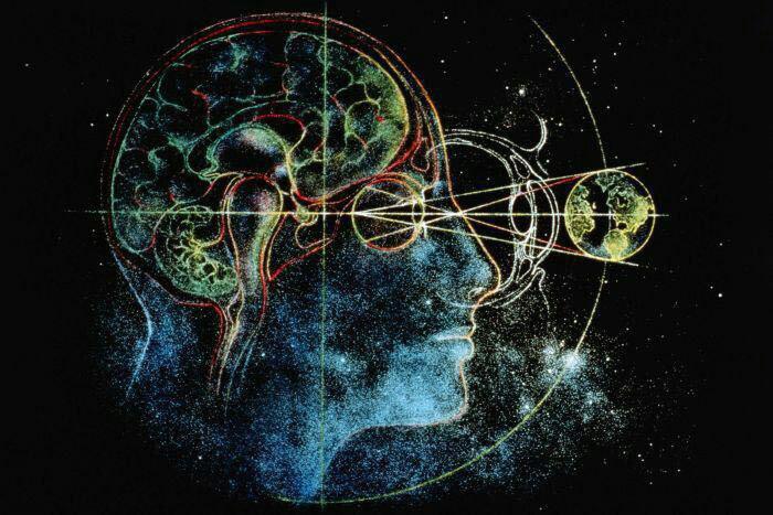 تاثیرالقای افکار مثبت به ذهن