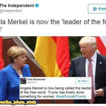 ایندیپندنت: ترامپ بالاخره یک کاری برای زنان کرد