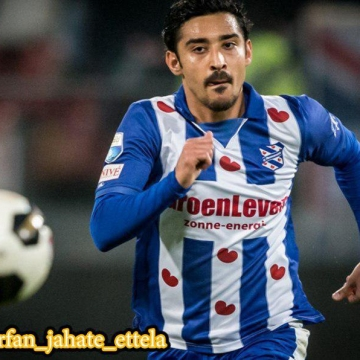 رضا قوچان نژاد، مهاجم ملیپوش کشورمان به عنوان یکی از ۵ مهاجم برتر این فصل لیگ برتر هلند انتخاب شد.