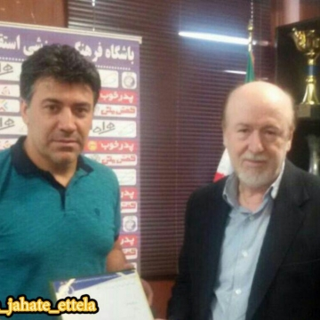 محمد نوازی بازیکن سال های گذشته استقلال به عنوان سرمربی تیم امید این تیم انتخاب شد