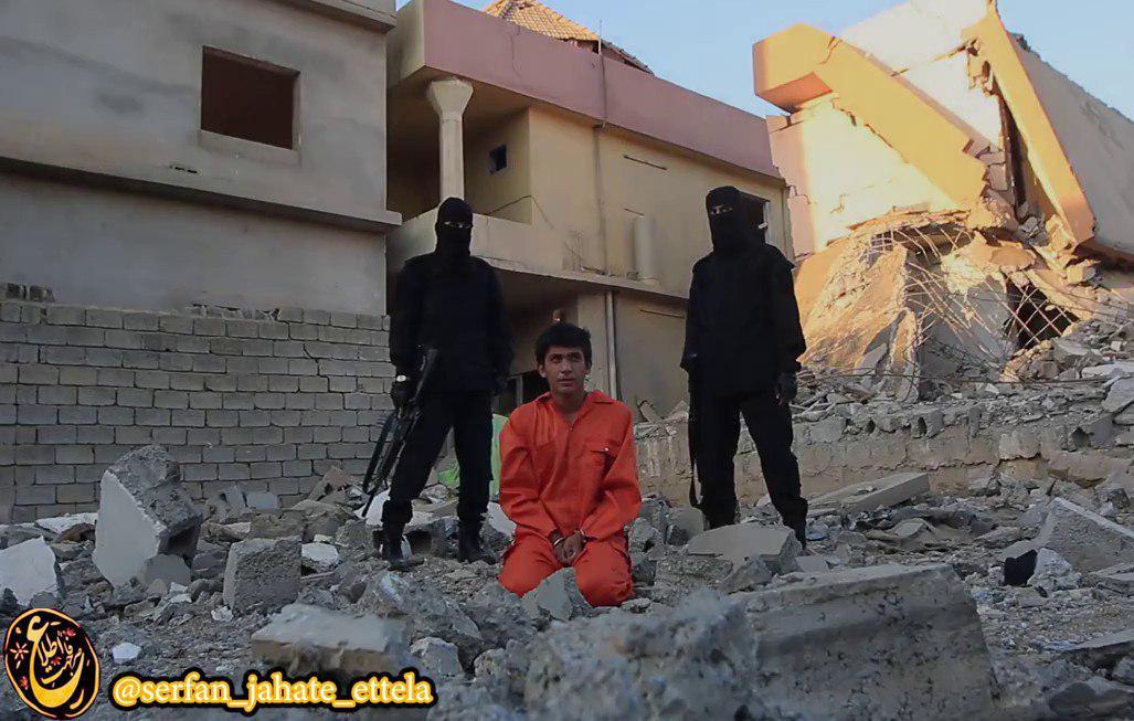 داعش در روز عید فطر مسلمانان اهل سنت عراق، هفت انسان را در جنوب کرکوک سر برید