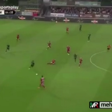 هفته اول لیگ بلژیک. اوستنده در خانه ۱-۰ به موسکرون باخت