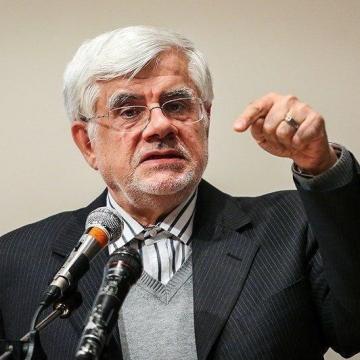 محمدرضا عارف درجلسه کنگره حزب ندای ایرانیان: