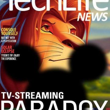 جدیدترین شماره از مجله مشهور  Techlife News