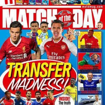دانلود جدیدترین شماره ازمجله مشهور ورزشی Match of the Day