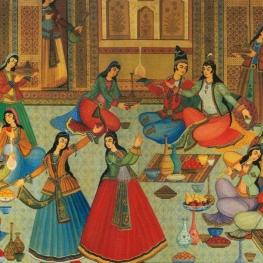 ایرانیان باستان شادترین مردم جهان بودند