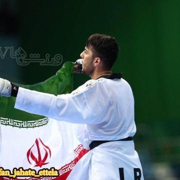سعيدسعید رجبی در فینال با غلبه بر حریف چینی به مدال طلا دست پیدا کرد.