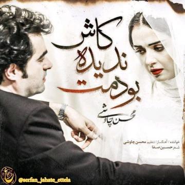 """آهنگ جدید محسن چاوشی به نام """"کاش ندیده بودمت"""""""