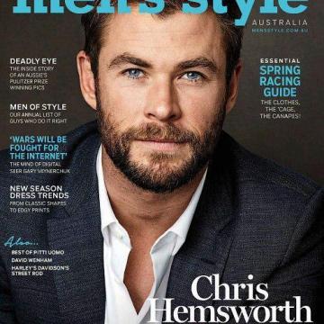 جدیدترین شماره از مجله مشهور   Men's Style