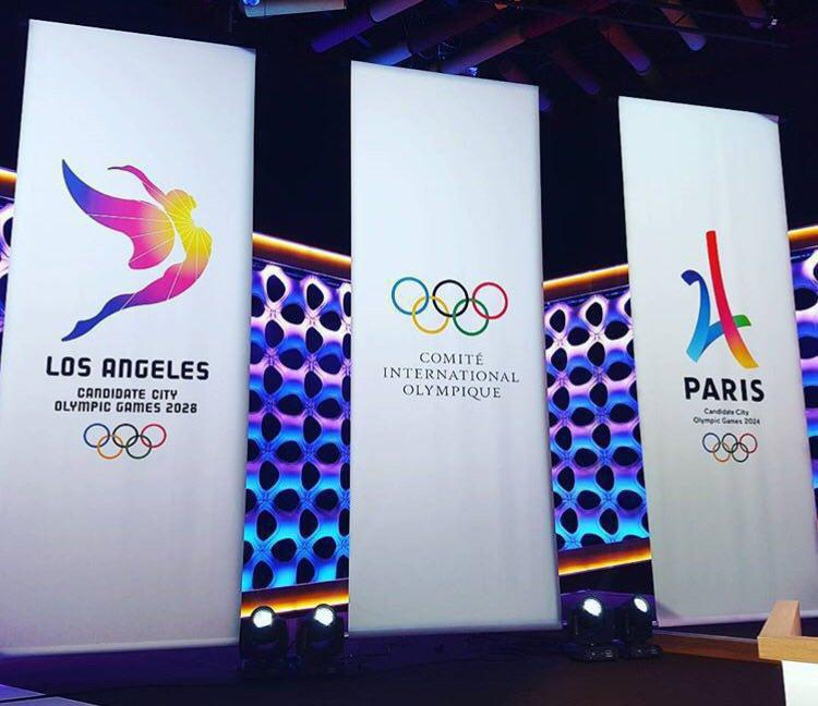 کمیته بینالمللی المپیک امروز در لیما (پایتخت پرو) میزبانان المپیک ۲۰۲۴ و ۲۰۲۸ را معرفی می کند.