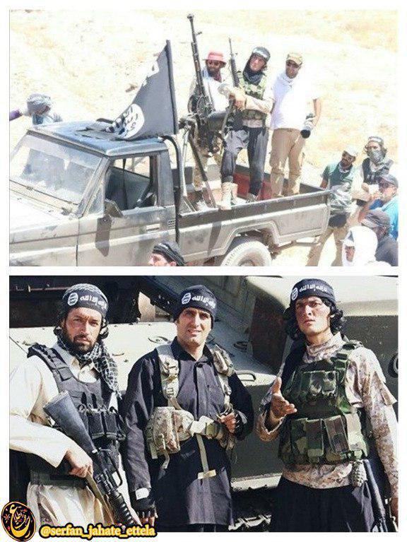 حضور داعشیها در «پایتخت ۵»