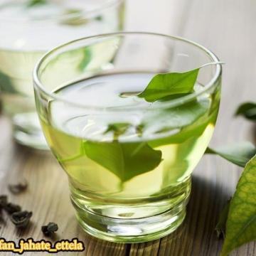 برای جلوگیری از خواب آلودگی، بعد از بیدار شدن، چای سبز بنوشید