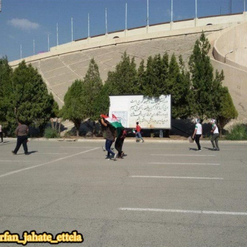 بلیت طبقه دوم ورزشگاه آزادی برای بازی پرسپولیس با پیکان رایگان شد.