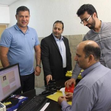 ثبت نام علی دایی، در دانشگاه آزاد اسلامی، برای تحصیل در مقطع دکترا