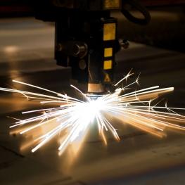 از بین بردن زنگ زدگی فلز با لیزر