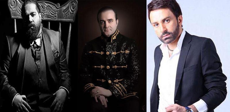 نتیجه تصویری برای دو سال حبس برای سه خواننده مشهور!