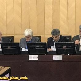 محمدرضا عارف رئیس مجمع امید و محسن هاشمی نائب رئیس مجمع امید شد