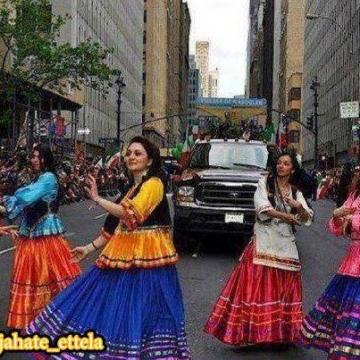 لباس گیلانی به عنوان شادترین لباس جهان انتخاب شد
