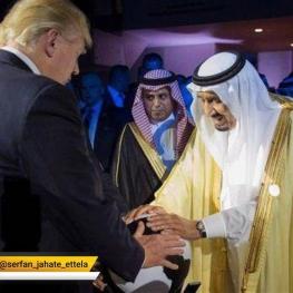 قرار داد خرید تسلیحات عربستان از آمریکا