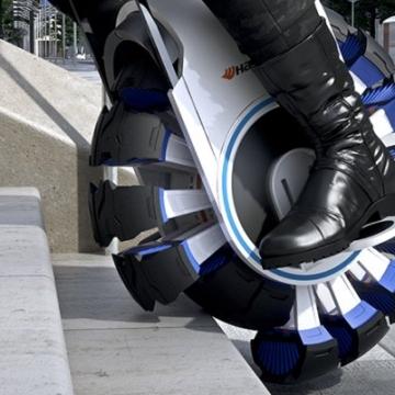 آینده ای شگفت انگیز که می توان برای وسایل نقلیه متصور بود