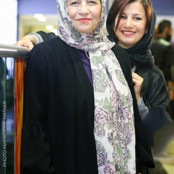 اینستاگرام گردی: لیلی رشیدی در کنار مادرش