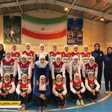 تیم ملی فوتسال بانوان در دیداری دوستانه در تهران به مصاف تیم ملی بانوان ایتالیا می رود