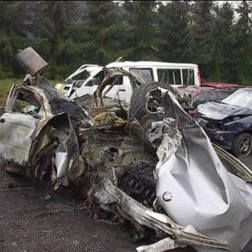 بدترین تصادفات جادهای ایران