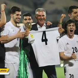 سایت الجزایری: ایران فروردین ۹۷ به مصاف تیم ملی الجزایر میرود