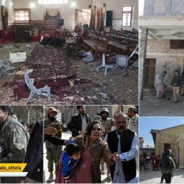 حمله تروریستهای داعش به کلیسایی در کویته پاکستان