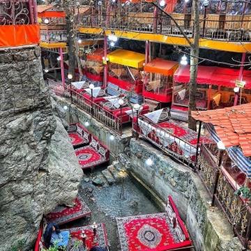 منطقه تفریحی دربند تهران