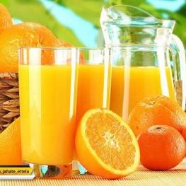 نوشیدن آب پرتقال با صبحانه یک عادت غلط ویک باور اشتباه است
