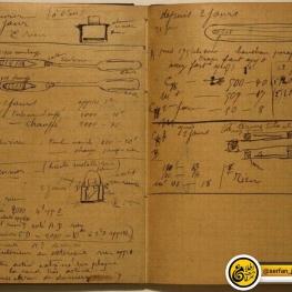 دفتر یادداشت ماری کوری